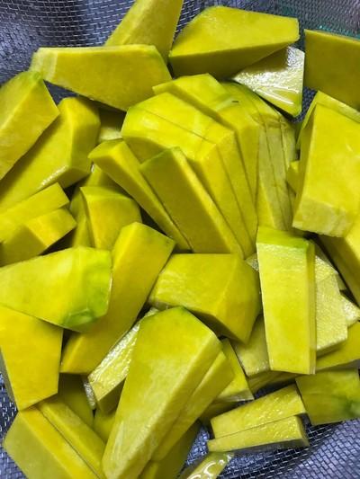 วิธีทำ แกงเขียวหวานหมูใส่ฟักทอง
