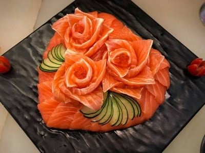 Otoku Sushi Buffet-Salmon Delivery ยอดพิมาน ริเวอร์ วอร์ก