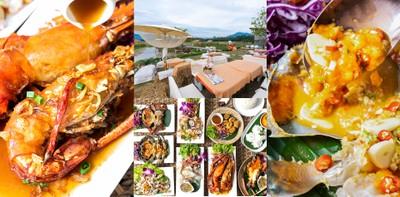 [รีวิว] กินปูดูนา ร้านอาหารทะเลเชียงใหม่ กับความสดใหม่เหมือนกินริมทะเล