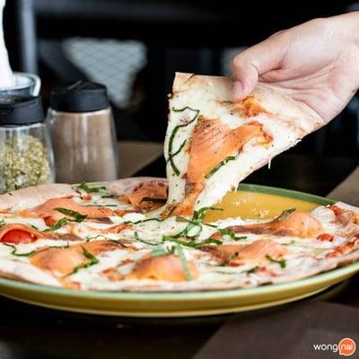 Crostini Pizza