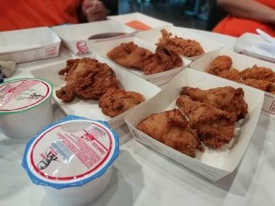 KFC (เคเอฟซี) the Rest Area ประชาชื่น