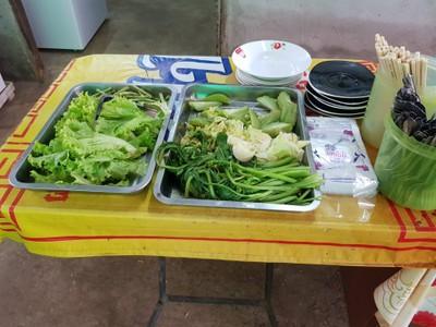 สวนอาหาร มังสวิรัติ