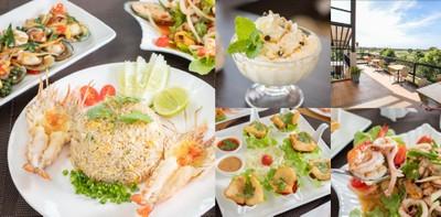 [รีวิว] เพลินวิว ร้านอาหารอุบลราชธานี นั่งดูวิว กินเมนูฟิวชันไร้ผงชูรส
