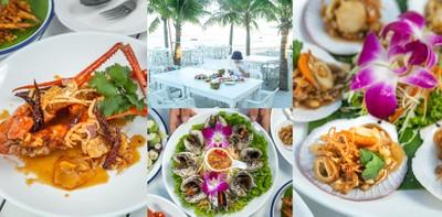 [รีวิว] ชมวิวซีฟู้ด ร้านอาหารทะเลชะอำ บรรยากาศสุดฟินติดริมทะเล