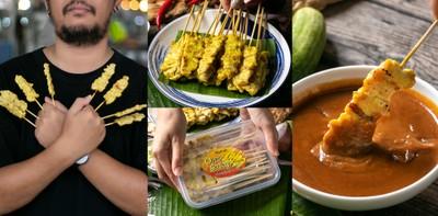 [รีวิว] OH-O Satay ร้านหมูสะเต๊ะจากชลบุรีกว่า 40 สาขา เปิดแล้วที่กทม.!