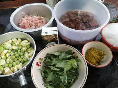 วิธีทำ แกงเขียวหวานไก่