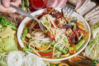 ครัวแม่อุไร อาหารไทย-อีสาน ส้มตำเลิศรส อาหารจานเดียว