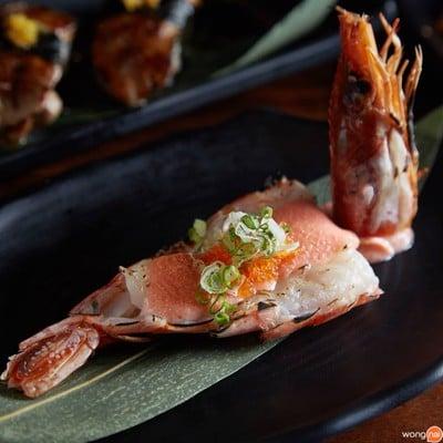 Kouen Sushi Bar (โควเอ็น ซูชิ บาร์) สยามสแควร์วัน ชั้น 5