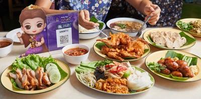 ร้านฝุ่นตลบ สวนจตุจักร ร้านอาหารอีสานขวัญใจชาวไทยและต่างชาติ