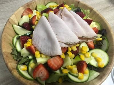 สลัดรวมร่าง (mix salad)