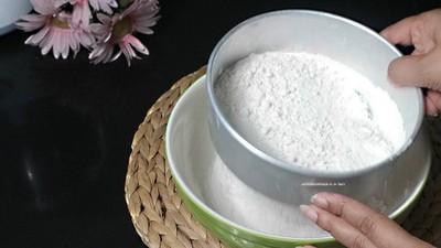 วิธีทำ เค้กข้าวโพดสูตรนึ่งไม่ใช้เตาอบ