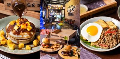 [รีวิว] เฟรนช์ฟรายส์จิ้มกะเพราหมู! ที่ Burgers & Springrolls เชียงใหม่