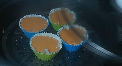 วิธีทำ เค้กชาไทยสูตรนึ่งไม่ใช้เตาอบ