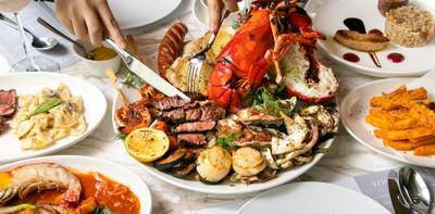 [รีวิว] White Plate ร้านอาหารทะเลสไตล์อังกฤษเก๋ ๆ ริมแม่น้ำ ณ ICONSIAM