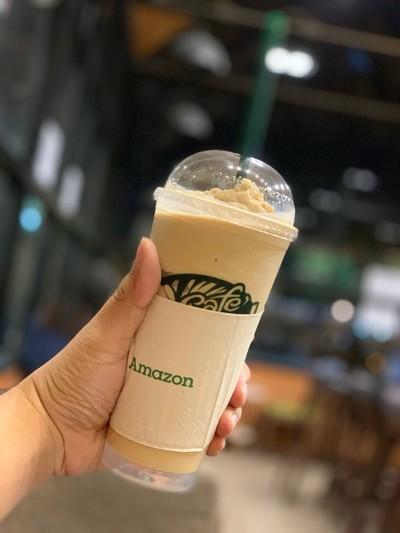 Café Amazon (คาเฟ่อเมซอน) สาขาบุงหนองแวง (กังสดาร มข.)