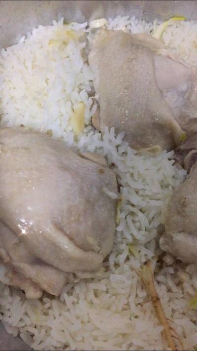 วิธีทำ หม้อหุงข้าวมันไก่