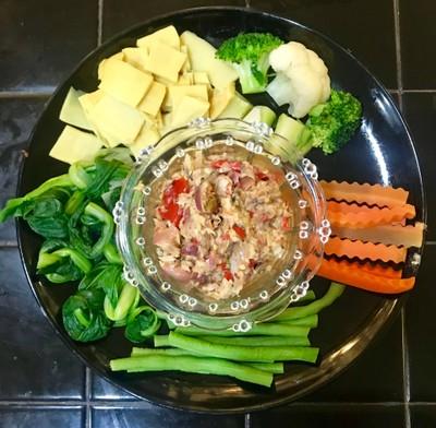 วิธีทำ น้ำพริกปลาทู