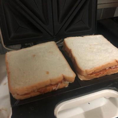 วิธีทำ แซนวิชพิซซ่าชีส
