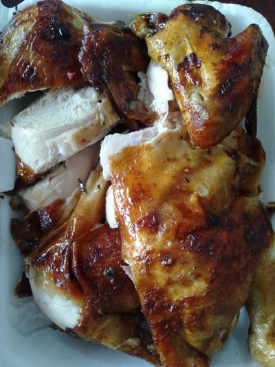 ไก่หมุนพัทยา (Pattaya Roasted Chicken)