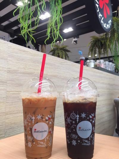 Inthanin Coffee เซ็นทรัลพลาซ่า ศาลายา