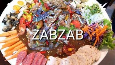 ZAB ZAB (แซ๊บ แซ่บ) พร้อมพงษ์