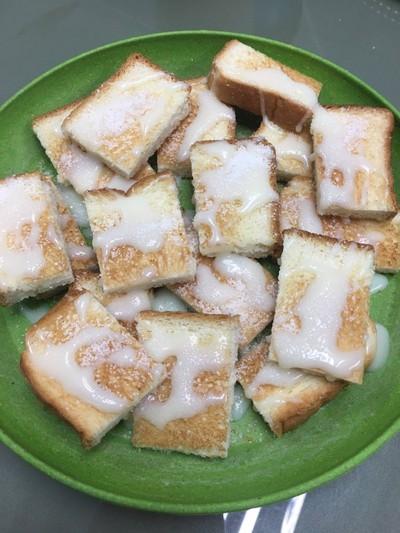 """""""ขนมปังนมน้ำตาล Home Made"""""""