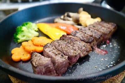 Akita Beef Steak Rump A5 100g