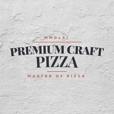 Premium Craft Pizza