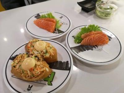 Tok Q Sushi Terminal 21 Pattaya