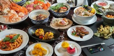 [รีวิว] Flavors บุฟเฟ่ต์โรงแรมนานาชาติ พาย้อนเวลาลิ้มรสอาหารไทยโบราณ