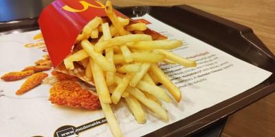 McDonald's (แมคโดนัลด์) ยูดีทาวน์, อุดรธานี (ไดร์ฟทรู)