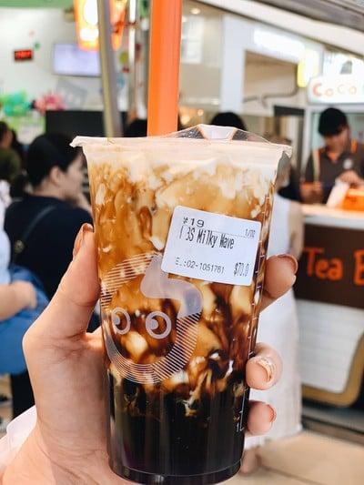 CoCo Fresh Tea & Juice เมกา บางนา