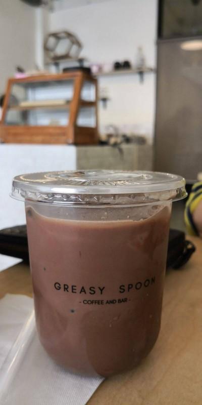 ร้านอาหาร Greasy Spoon Coffee And Bar