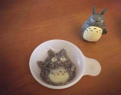 Totoro Puree