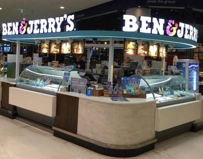 Ben & Jerry's Emquartier