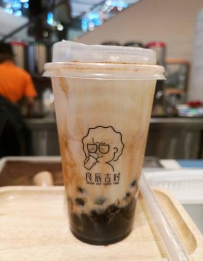 Brown Sugar Bubble Milk##2