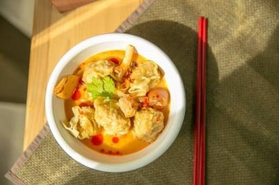 Hongkong Noodle หัวลำโพง