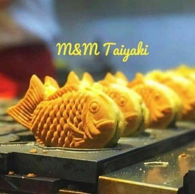 M&M Taiyaki นีออน
