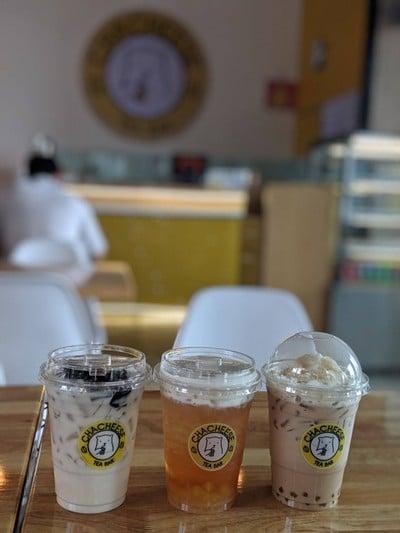Chacheese Tea Bar (ชาชีสทีบาร์) I'm Park จุฬา