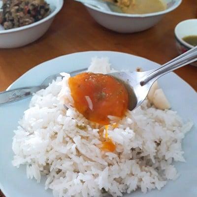 ไข่แดงดองโชยุ