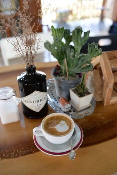 Cafe' My Day Off เชียงดาว