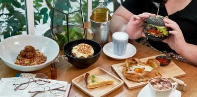 [รีวิว] Printa Cafe คาเฟ่สุดชิกย่านสีลม ฟินแบบไร้คาร์บไร้น้ำตาล!