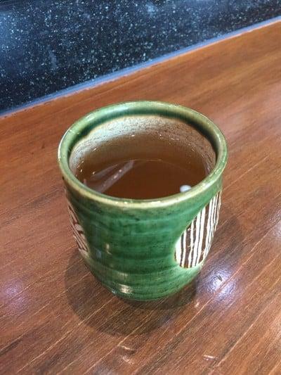 ชาเขียวร้อนรีฟิว##1