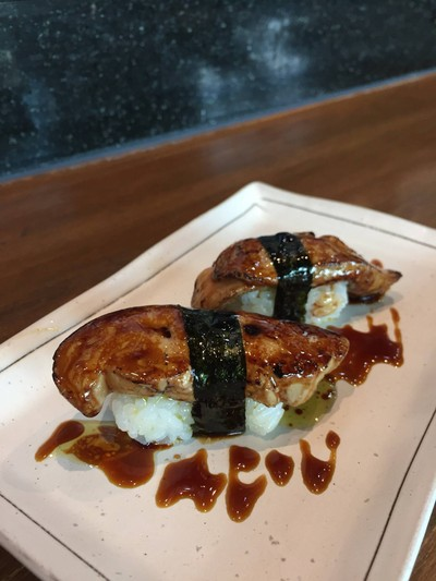 Foiegras Sushi