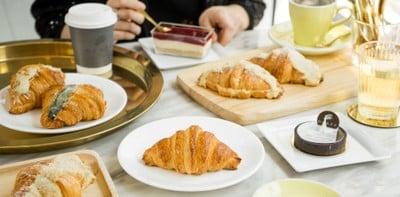 Glaze By Culineur ร้านเบเกอรีพรีเมียม กับครัวซองต์อบใหม่ทุกวัน