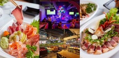 [รีวิว] Sankyu 39 ร้านกินดื่มศรีราชาสไตล์ญี่ปุ่น เลิกงานวันนี้ต้องมา!