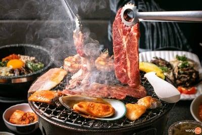 Sukishi Korean Charcoal Grill (ซูกิชิ โคเรียน ชาร์โคล กริลล์) เซ็นทรัลพระราม 3 ชั้น 5