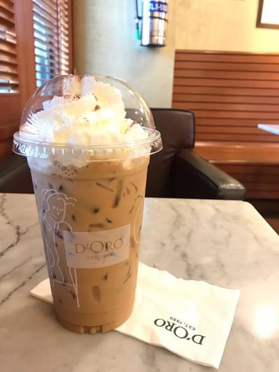 Caffe D'oro อาคารไทยประกันชีวิต