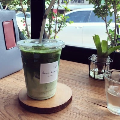 Green Bean Cafe (กรีนบีนคาเฟ่)