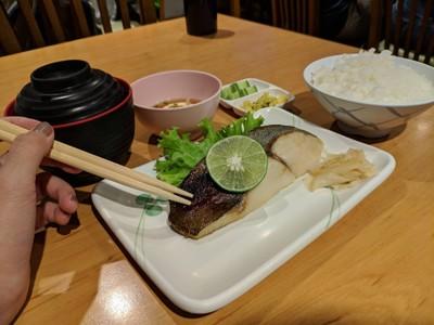 อาหารของสมาคมญี่ปุ่น สาธรธานี 2
